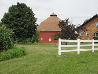 Dennis Otte Round Barn