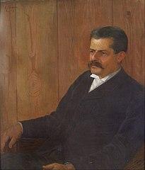 Retrato do irmão Afonso