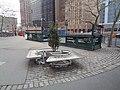 Elizabeth Berger Plaza 61 - Trinity Place Park (Rector Street IRT).jpg