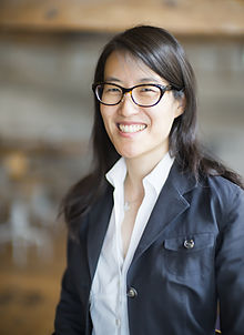 A picture of Ellen Pao smiling