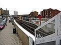 Elverson Road station, Docklands Light Railway - geograph.org.uk - 1672278.jpg