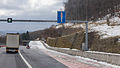 Emergency stopping lane on D8 near Petrovice, Czech Republic-6307.jpg