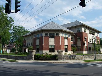 Empire State College - The Coordinating Center at Saratoga Springs, New York