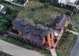 Encs Town in Borsod-Abaúj-Zemplén, Hungary