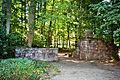 Englischer Garten Eulbach - Tor des Römerkastells Eulbach.jpg