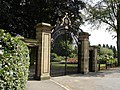 Entrance Gates to West Park - geograph.org.uk - 923167.jpg