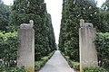 Entrance to the Triangle Parterre Garden (14938943056).jpg