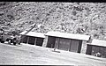 Equipment storage Building 80, Oak Creek utility area. ; ZION Museum and Archives Image 004 04 017 ; ZION 13534 (1214691fb422465bbad3123a906071d0).jpg