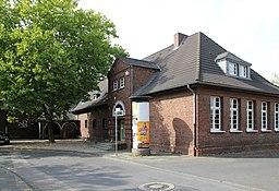 Kirchplatz in Erftstadt