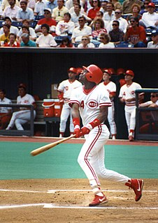 Eric Davis (baseball) American baseball player