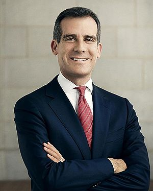 Eric Garcetti - Image: Eric Garcetti in Suit and Tie