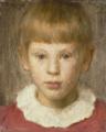Erik Werenskiold - Dagfin, the Artist's Son - Dagfin, kunstnerens sønn - Nasjonalmuseet - NG.M.00534.png