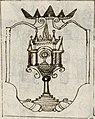 Escudo da Galiza no Libro de armeria copiado de diversos libros por Onofre Esquerdo (séc. XVII).jpg
