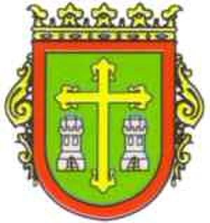 Campezo/Kanpezu - Image: Escudo de campezo