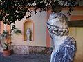 Escultures al jardí de Montfort de València.JPG