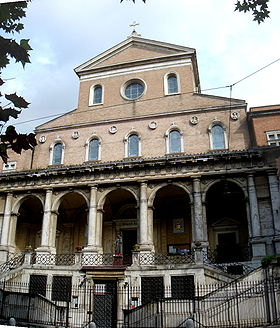 Image illustrative de l'article Église Sant'Antonio da Padova all'Esquilino