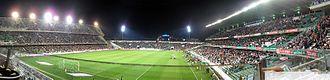 Estadio Benito Villamarín - Image: Estadio betis