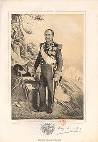 Estado Mayor General del Ejército Español-santiago méndez de vigo.jpg