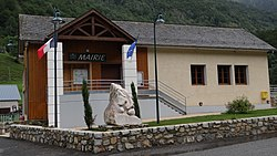 Estaing - la Mairie