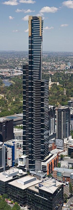 Grocon - Eureka Tower, Southbank, Melbourne.