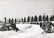 Evacuation of Finnish Karelia (Muolaa municipality)