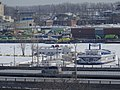 Excursion vessels moored in Toronto's frozen Keating Channel, 2015 02 16 (1).JPG - panoramio.jpg