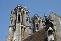Exterior of Cathédrale Notre-Dame de Laon 11.jpg
