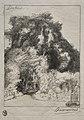 Félix Bracquemond - The Garden of the Inn at Dulwich - 1956.651 - Cleveland Museum of Art.jpg