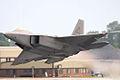 F22A Raptor - RIAT 2008 (2668796802).jpg