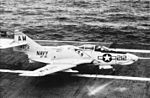 F9F-8 Cougar of VF-81 on USS Intrepid (CVA-11) in 1958.jpg