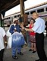FEMA - 38136 - Evacuees return to New Orleans and meet the Mayor.jpg