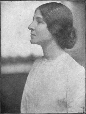 Florence Kahn (actress) - Florence Kahn in Ibsen's When We Dead Awaken in 1900