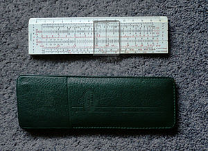 slide rule wikipedia