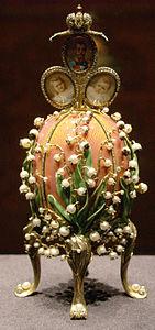 Fabergé egg Rome 03