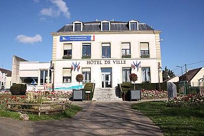 Hôtel de Ville (Montfermeil)