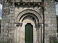 Fachada da igrexa de San Fagundo de Cea.jpg