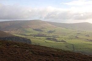 Lordship of Bowland - The Bowland Fells in NE Lancashire