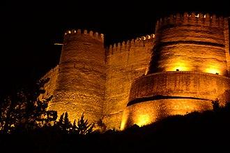 Sasanian architecture - Falak-ol-Aflak Castle