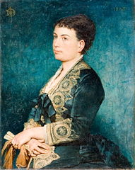 Portrait de Madame Fanny Guyard-Gouin