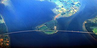 2 consecutive bridges in Denmark