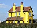 Farmhouse (in the best possible taste^), Calf Heath, Staffordshire - geograph.org.uk - 398359.jpg