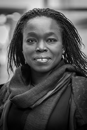Serer people - Image: Fatou Diome par Claude Truong Ngoc avril 2015