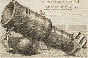 Johann Georg Beck - Die Faule Mette in Braunschweig by Johann Georg Beck, 1717