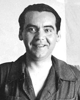 Federico García Lorca Spanish poet, dramatist and theatre director