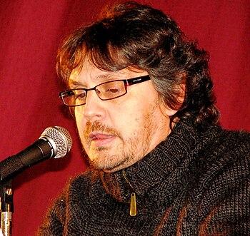 Argentine historian Felipe Pigna
