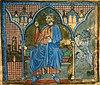 Fernando III como rei de Castela e Toledo e de Galiza e Leon no Tombo A.jpg