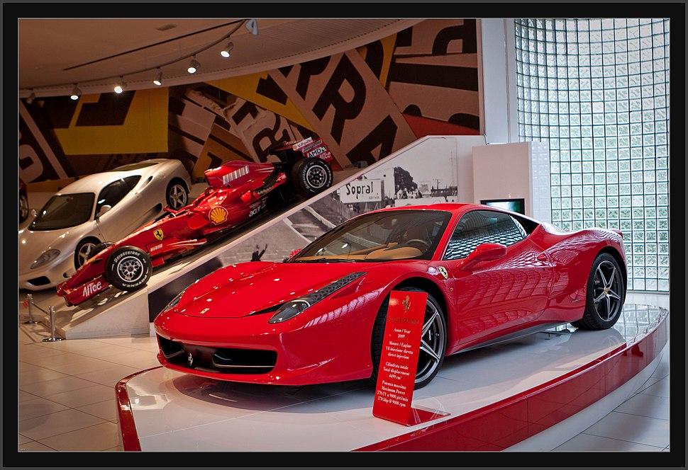 Ferrari 458 florence