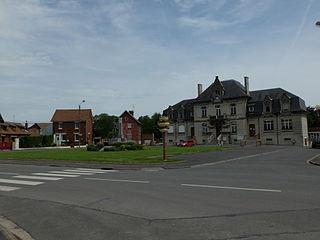 Feuchy Commune in Hauts-de-France, France