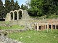 Fiesole, area archeologica, terme 04.JPG
