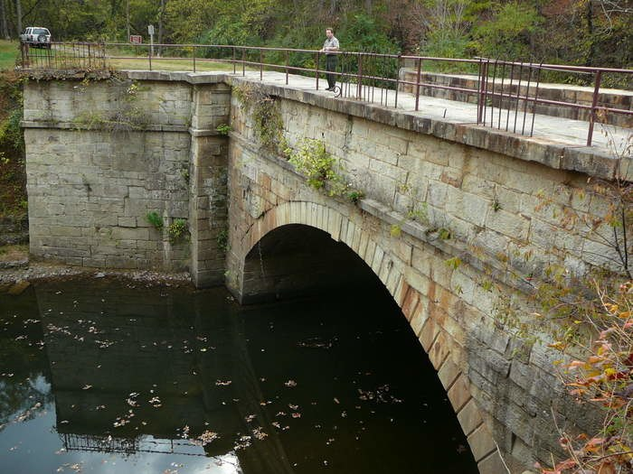 Fifteen Mile Creek Aqueduct C and O Canal